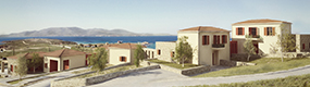 HOUSING COMPLEX IN LIMNOS